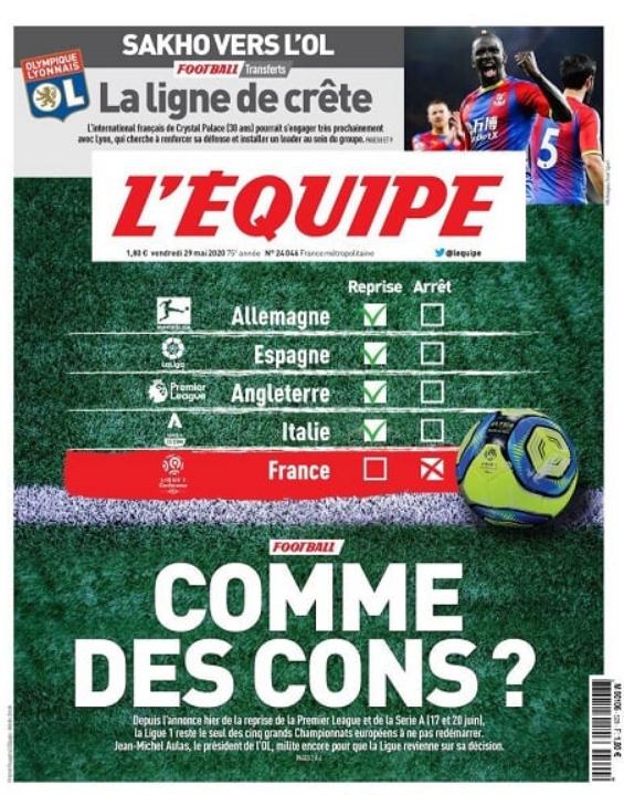 Чемпионат Франции на карантине: хроники коронавируса (обновляется) - изображение 29