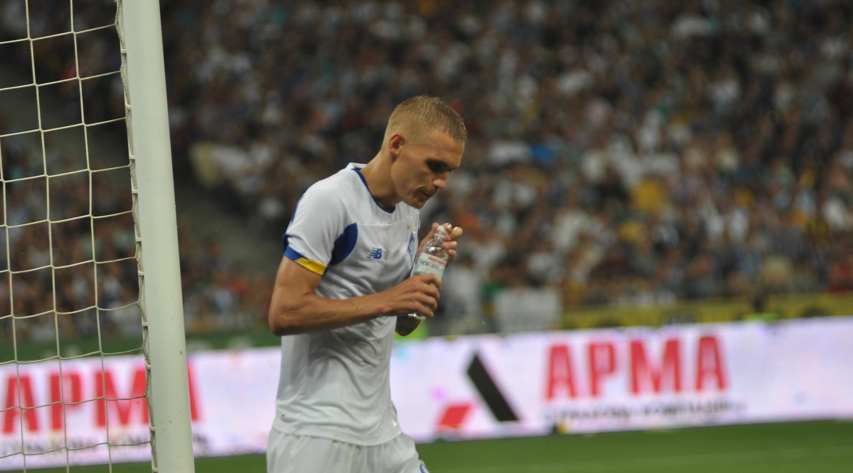 Vitalij Buyalskij Tak Kak My Segodnya Igrali V Futbol Igrat Nelzya Footboom