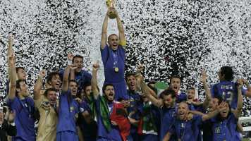 Чемпионат мира в Германии 2006 года: прощание Зидана, дебют Украины и четвертый триумф Италии (+видео)