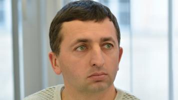 """Микола Оприск: """"Хочемо зробити стадіон рівня професійних команд"""""""