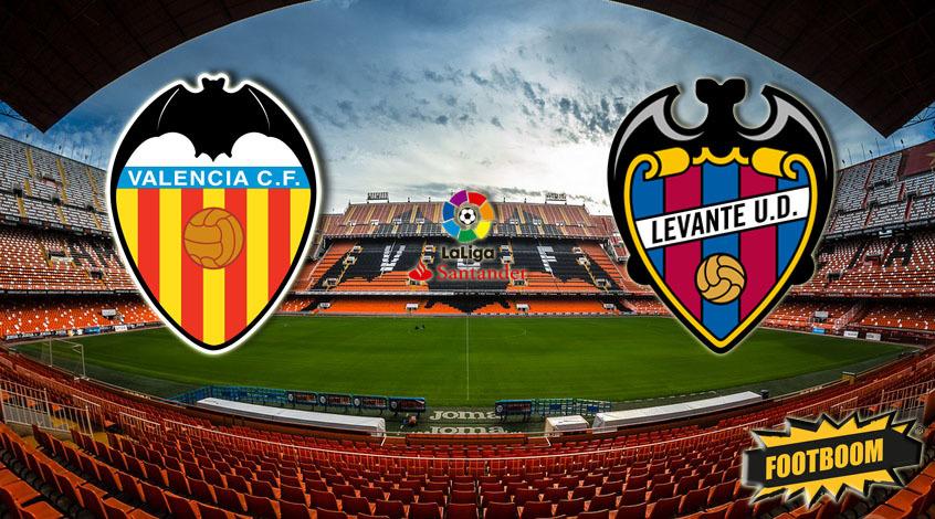 Валенсия -  Леванте: где и когда смотреть матч онлайн