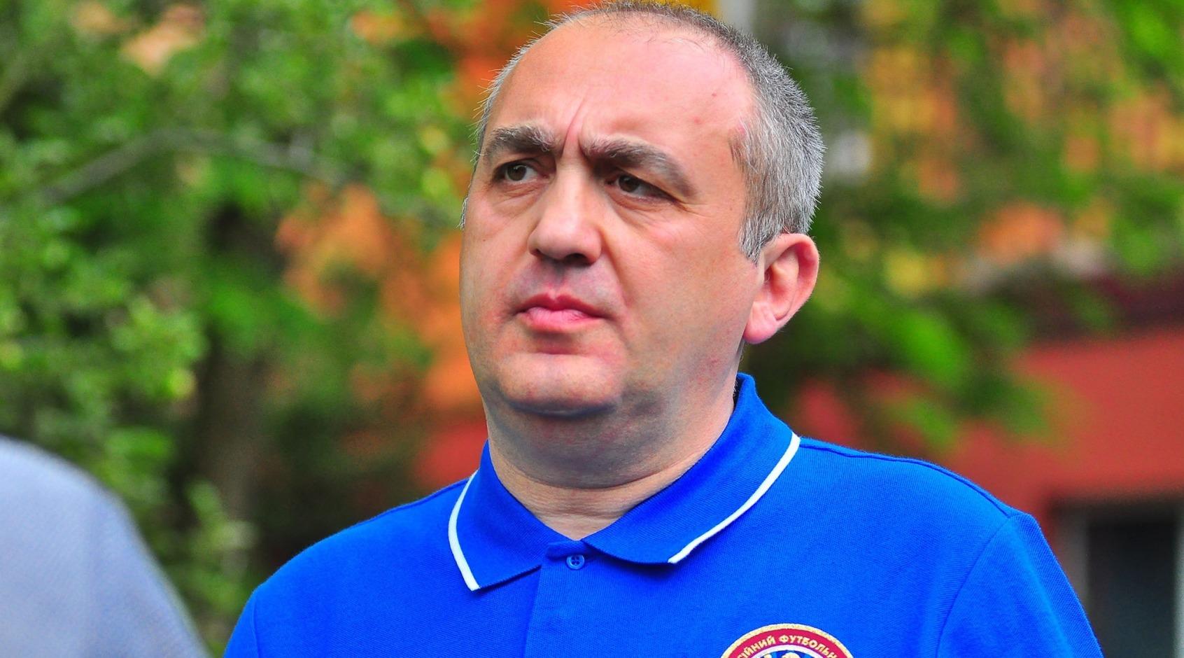 """Георгий Цецадзе: """"Команда пока не собралась полностью, и мой ассистент не может приехать"""""""