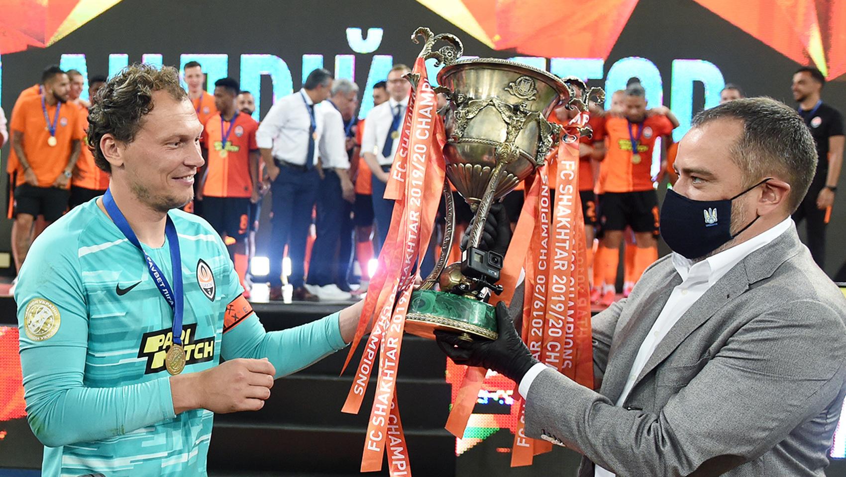Андрею Пятову - 36: наиболее знаковые моменты в карьере голкипера (+Фото) - изображение 4