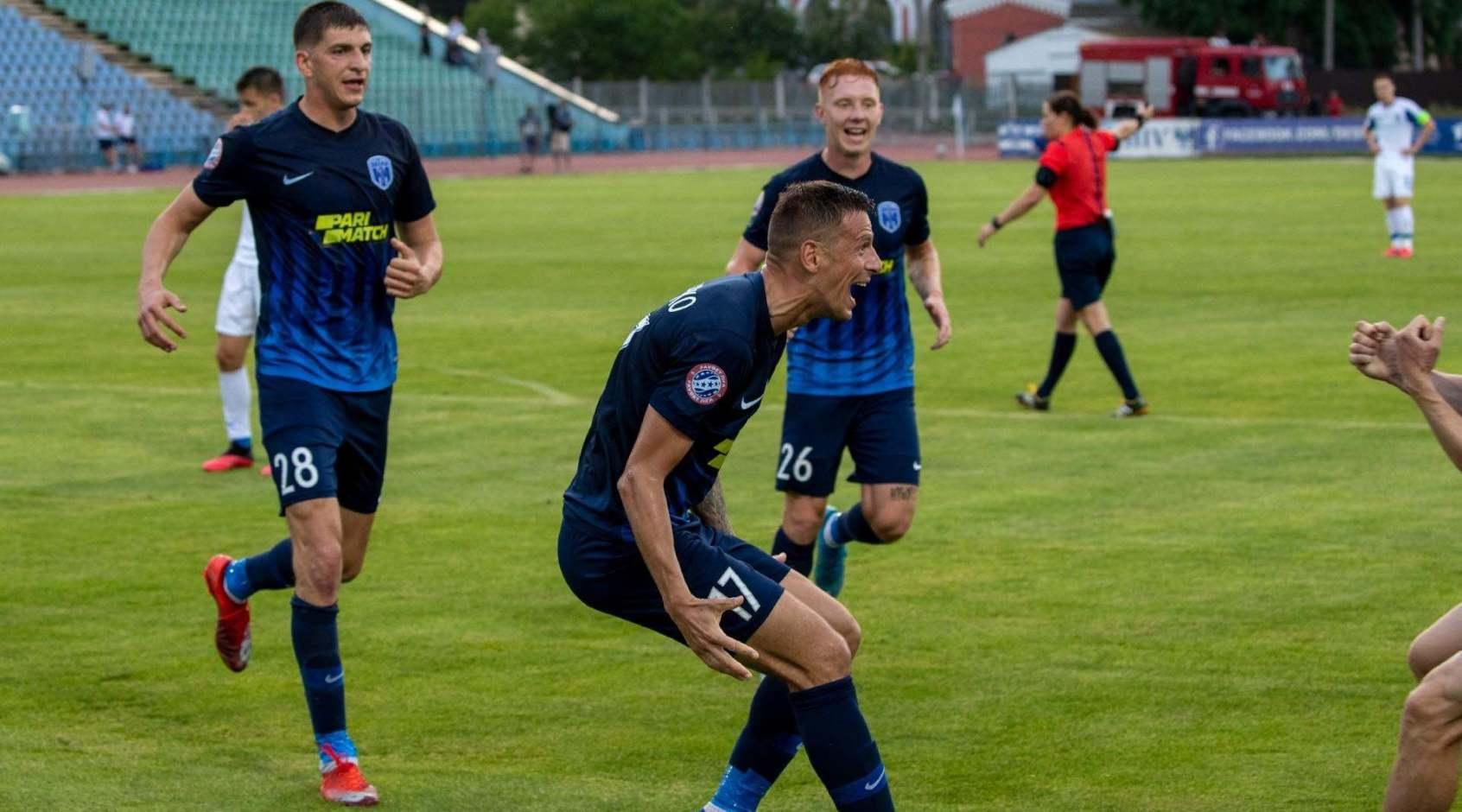 Битва сильнейших в УПЛ: черниговский футбол на подъеме