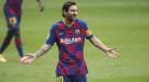 """""""Барселона"""" хочет снизить зарплату Месси, которая составляет 90 миллионов евро"""