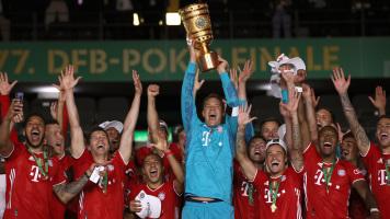 """""""Бавария"""" обновила рекорд 1978 года по длительности победной серии для клубов Германии"""