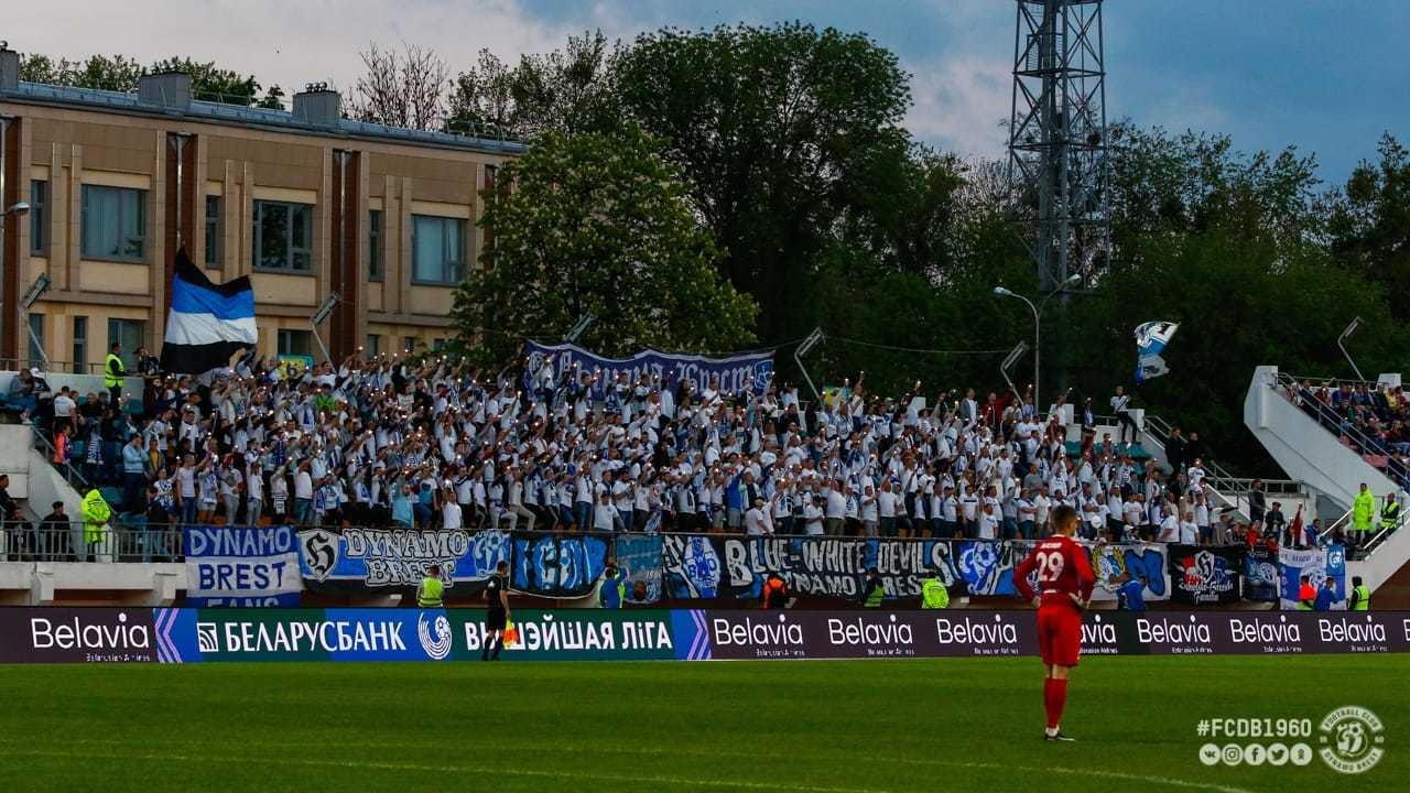 """Белорусские болельщики: """"Президент сказал, что коронавирус побеждён, а с ним никто спорить не будет"""" - изображение 2"""