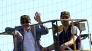 """Президент """"АданаДемирспор"""" наблюдал за матчем своей команды с автовышки (Фото)"""