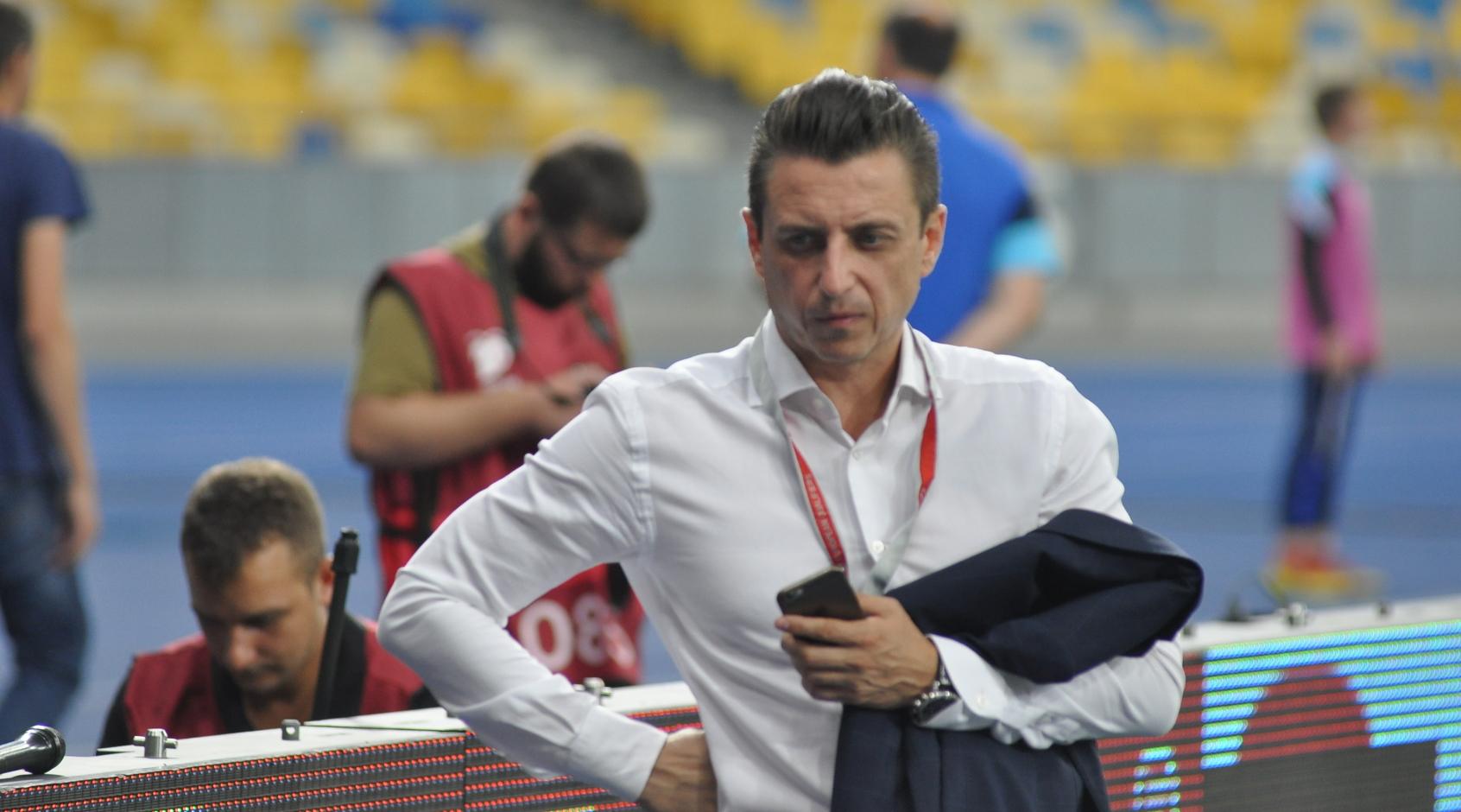 """Александр Денисов: """"Надеюсь, удастся договориться с MEGOGO по еврокубкам"""""""