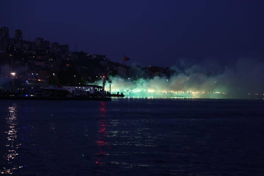 На море и на суше: турецкий клуб эффектно отпраздновал повышение в классе (+Фото, Видео) - изображение 6