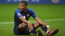 Кубок Франции: слезы Кильяна Мбаппе и награждение на костылях (Фото)