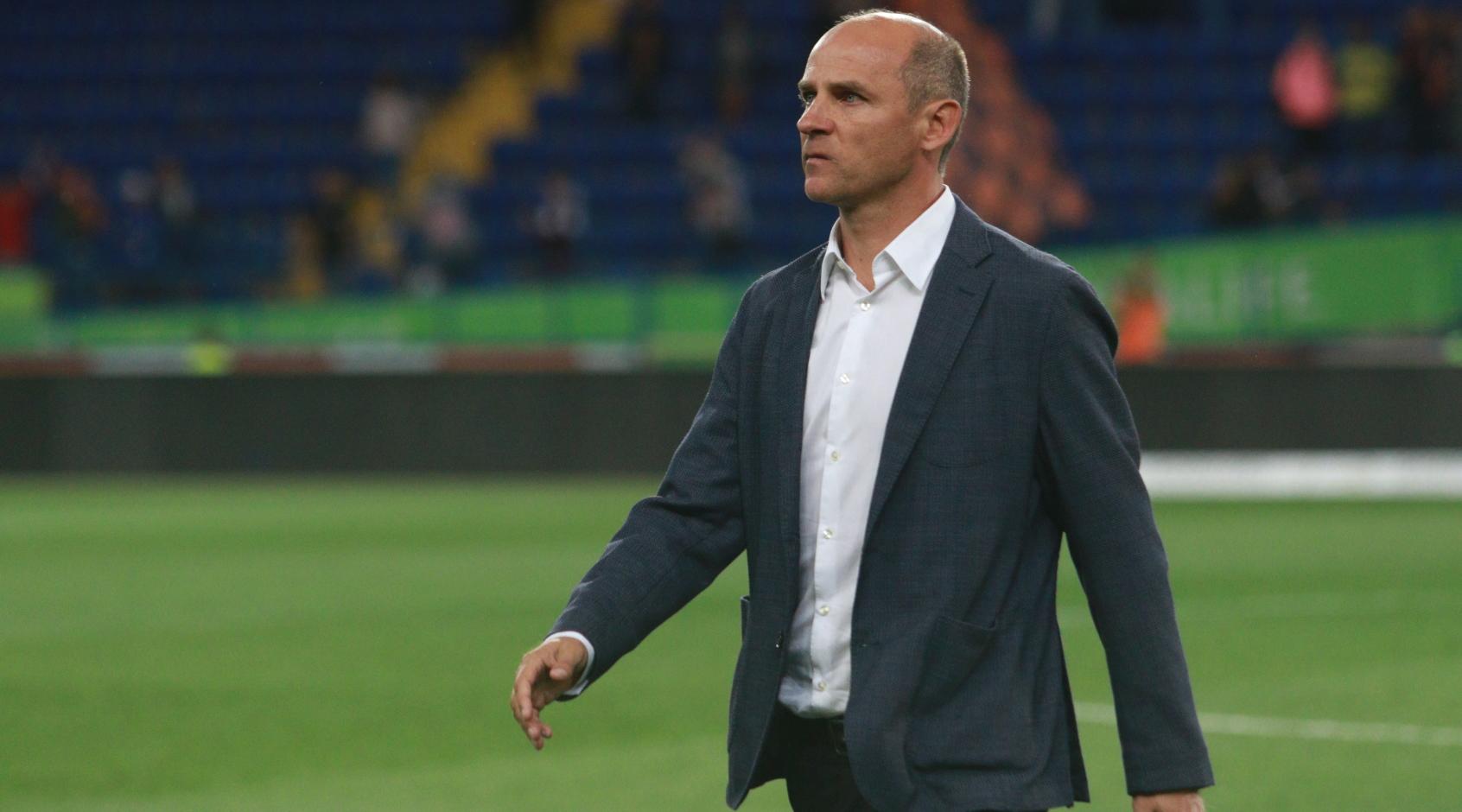 Виктор Скрипник - лучший тренер Favbet Лиги сезона 2019/2020