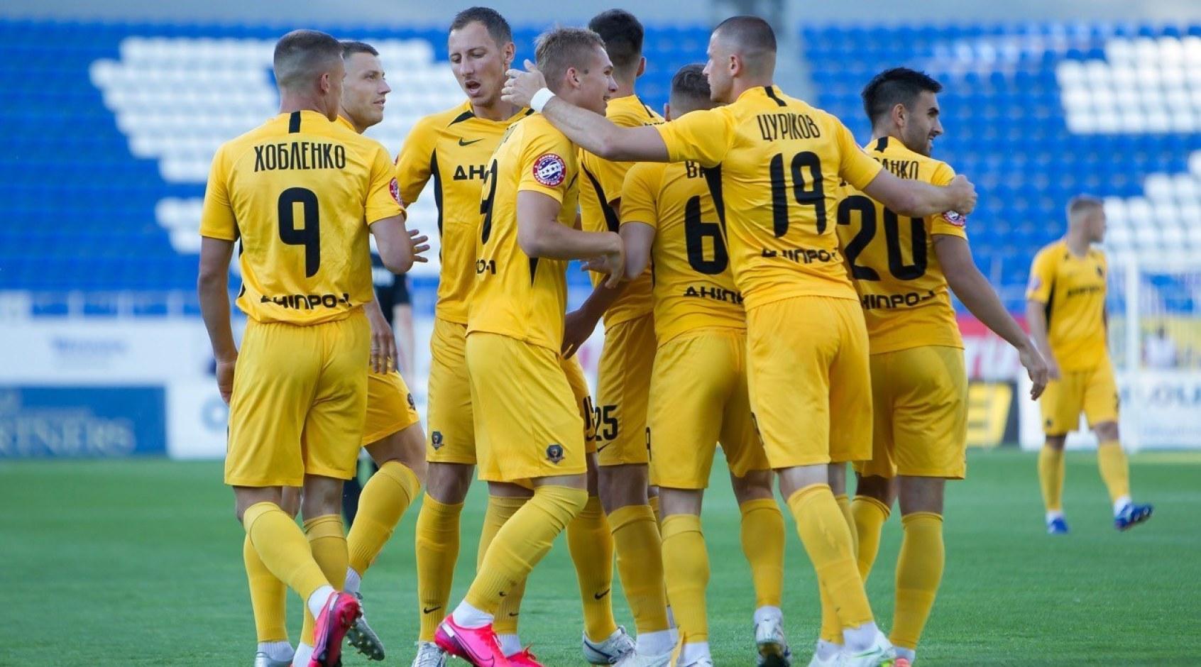 """Итоги сезона-2019/20 в УПЛ: """"Днепр-1"""""""