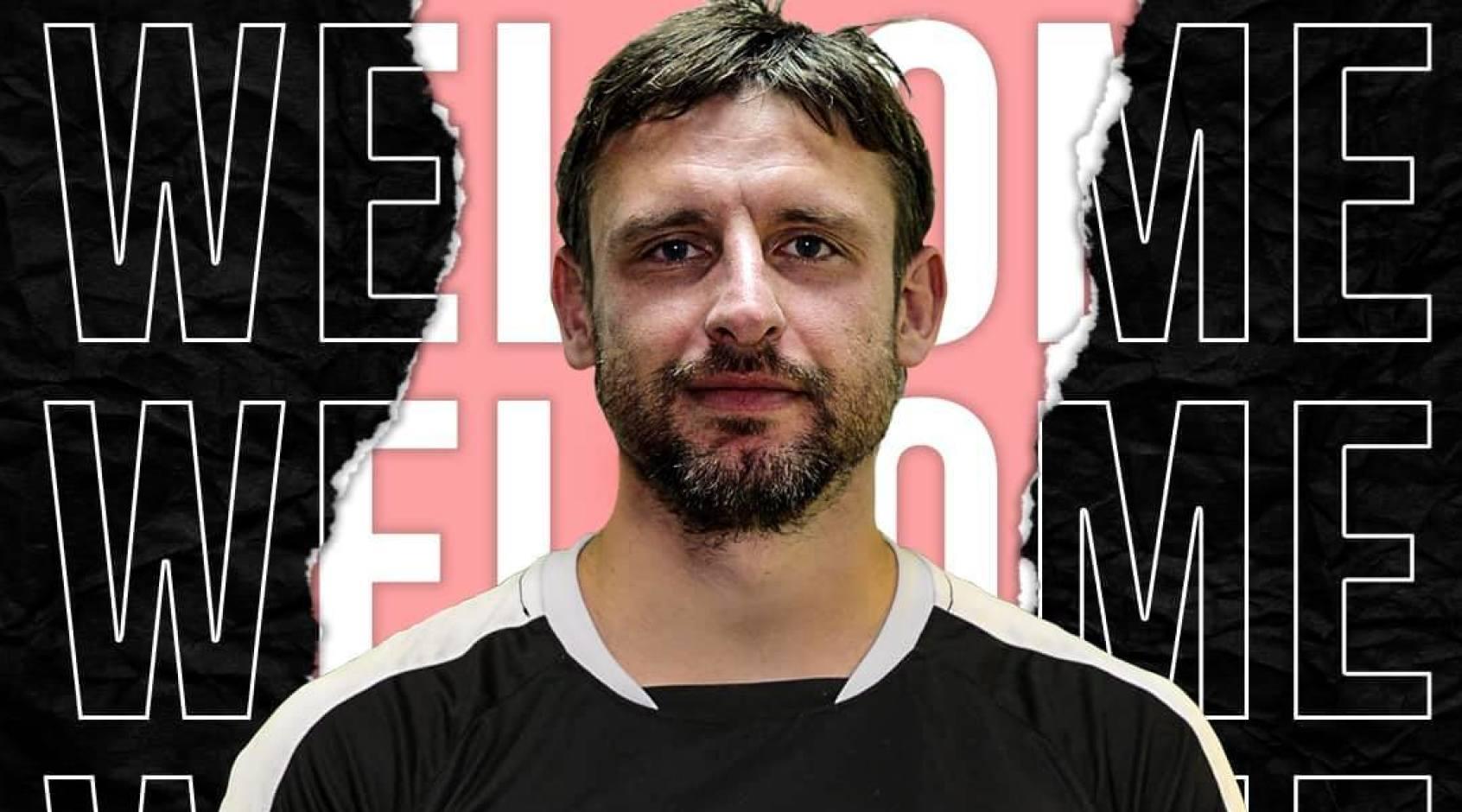 Денис Дедечко перешел в состав серебряного призера чемпионата Армении