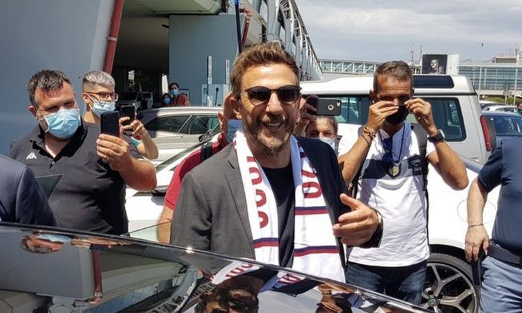 ЭусебиоДи Франческо прибыл на Сардинию (+Фото) - изображение 1