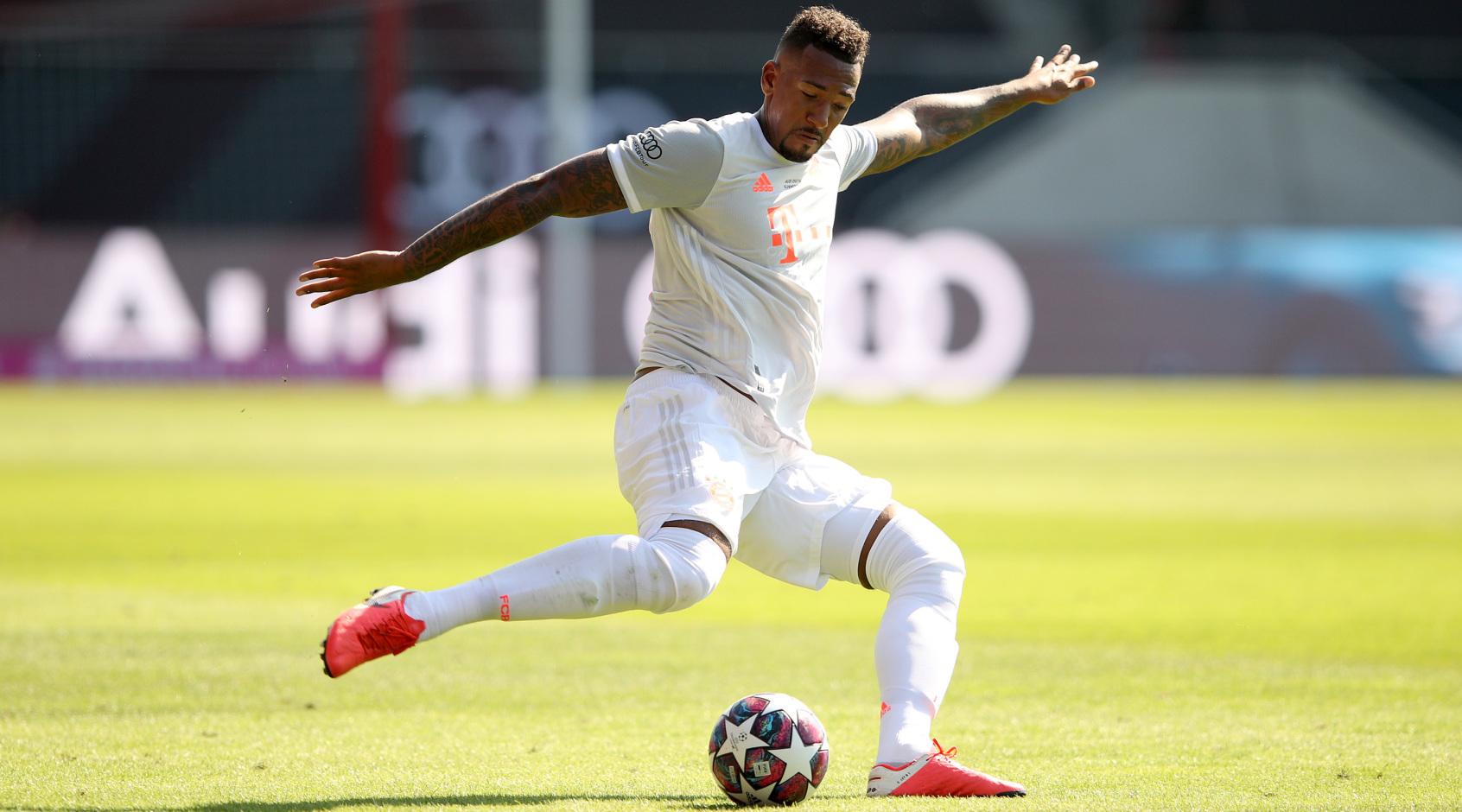 Жером Боатенг сменил имидж перед началом старта нового сезона в Бундеслиге