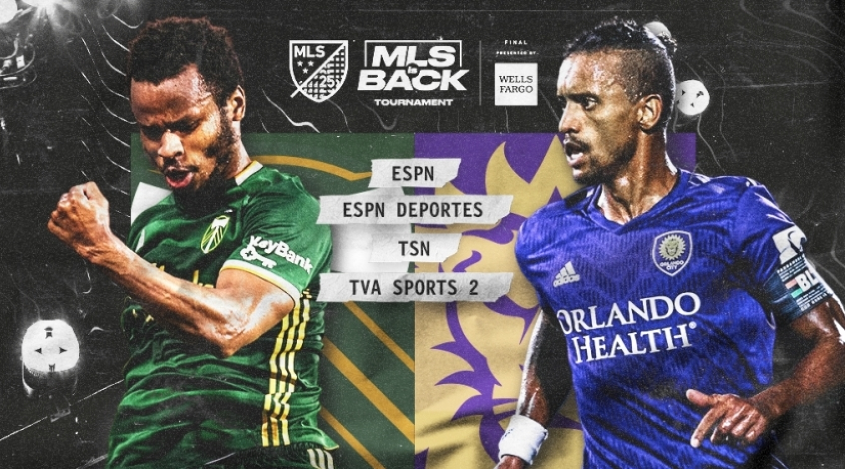 "MLS is Back. ""Портленд Тимберс"" - ""Орландо Сити"". Анонс и прогноз матча"
