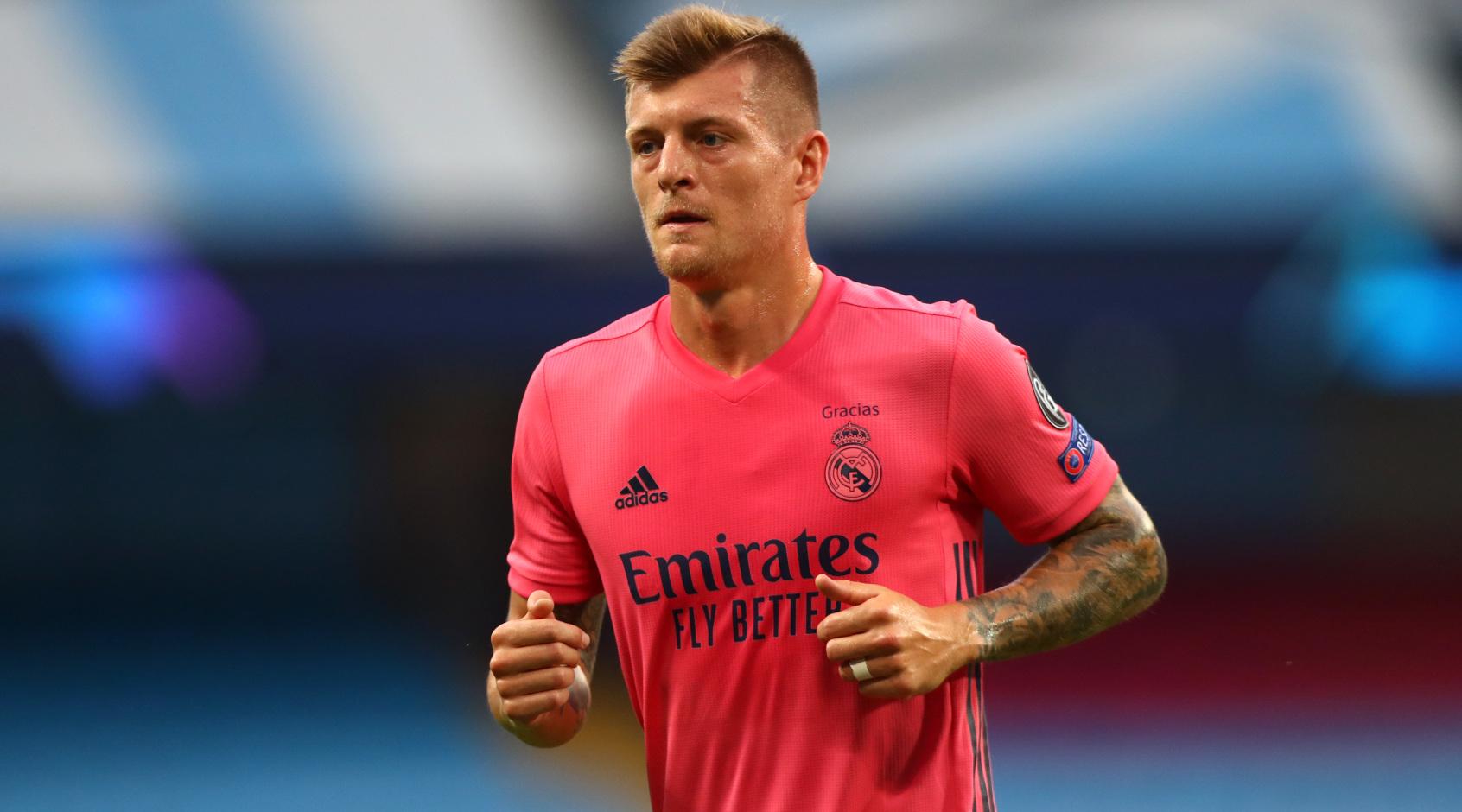 """""""Реал"""" потерял Крооса из-за травмы на две недели"""