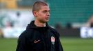 Валерий Бондарь дебютировал в еврокубках
