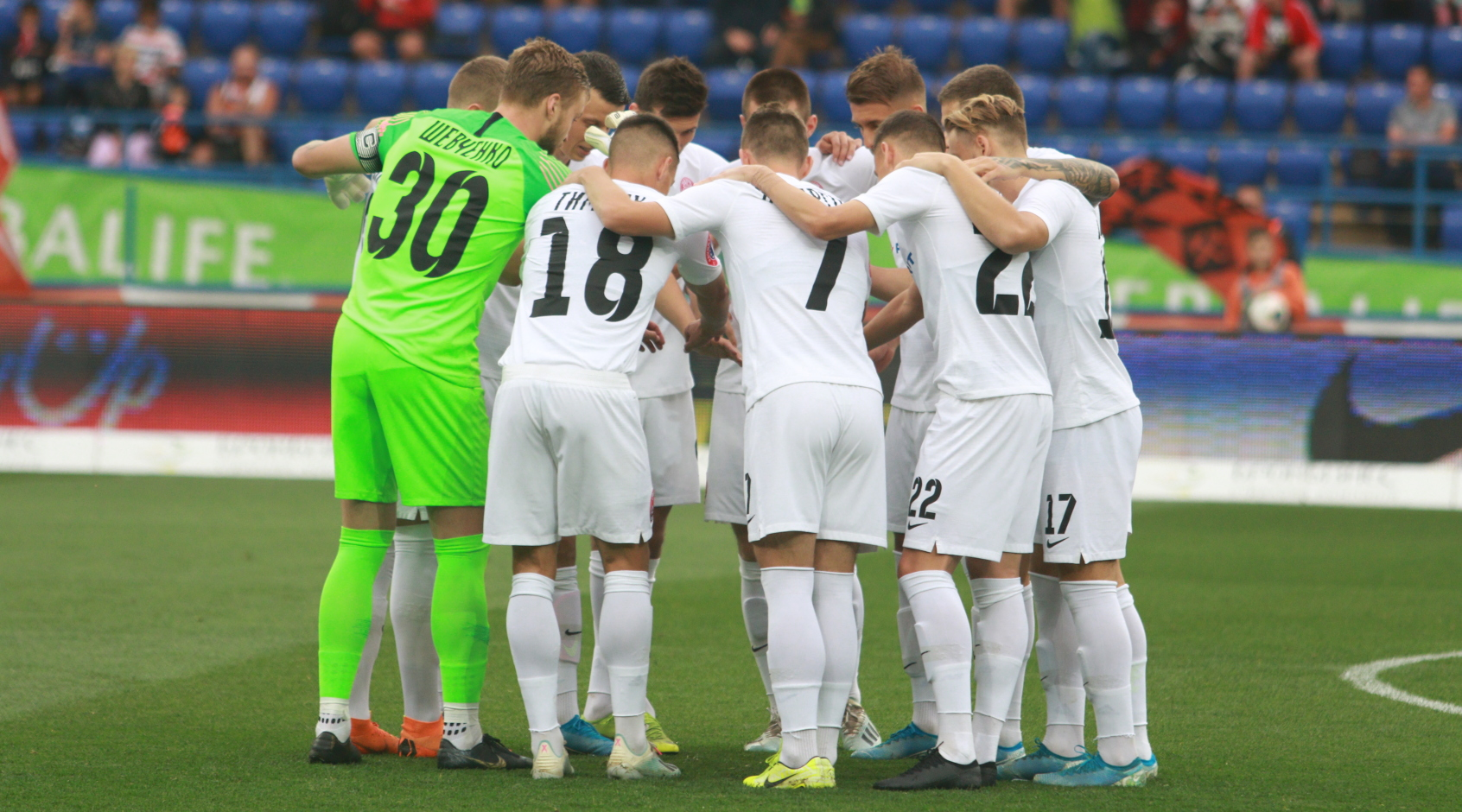 """Итоги сезона-2019/20 в УПЛ: """"Заря"""" (Луганск)"""