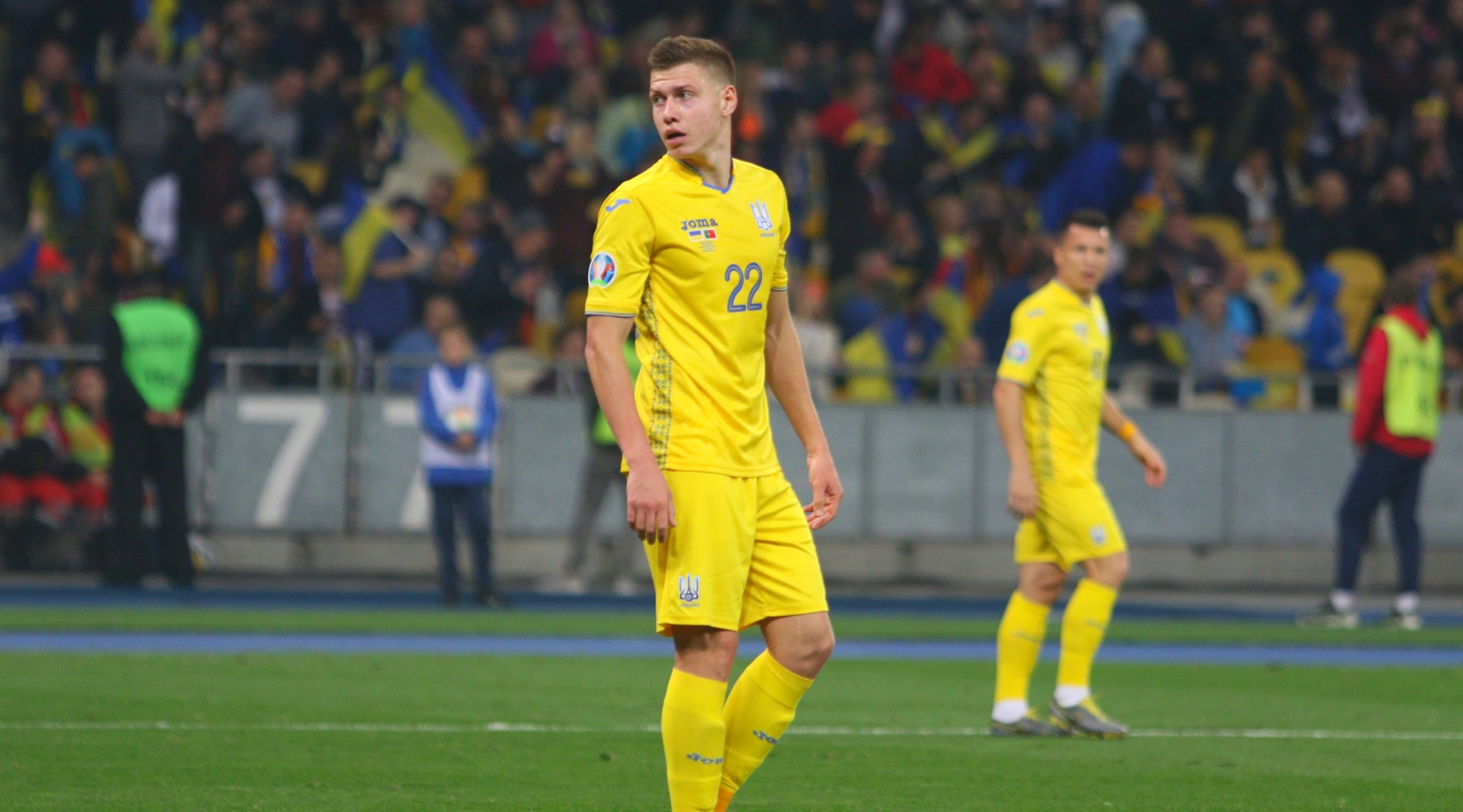 Читатели Footboom назвали лучшего игрока сборной Украины в матче с Испанией