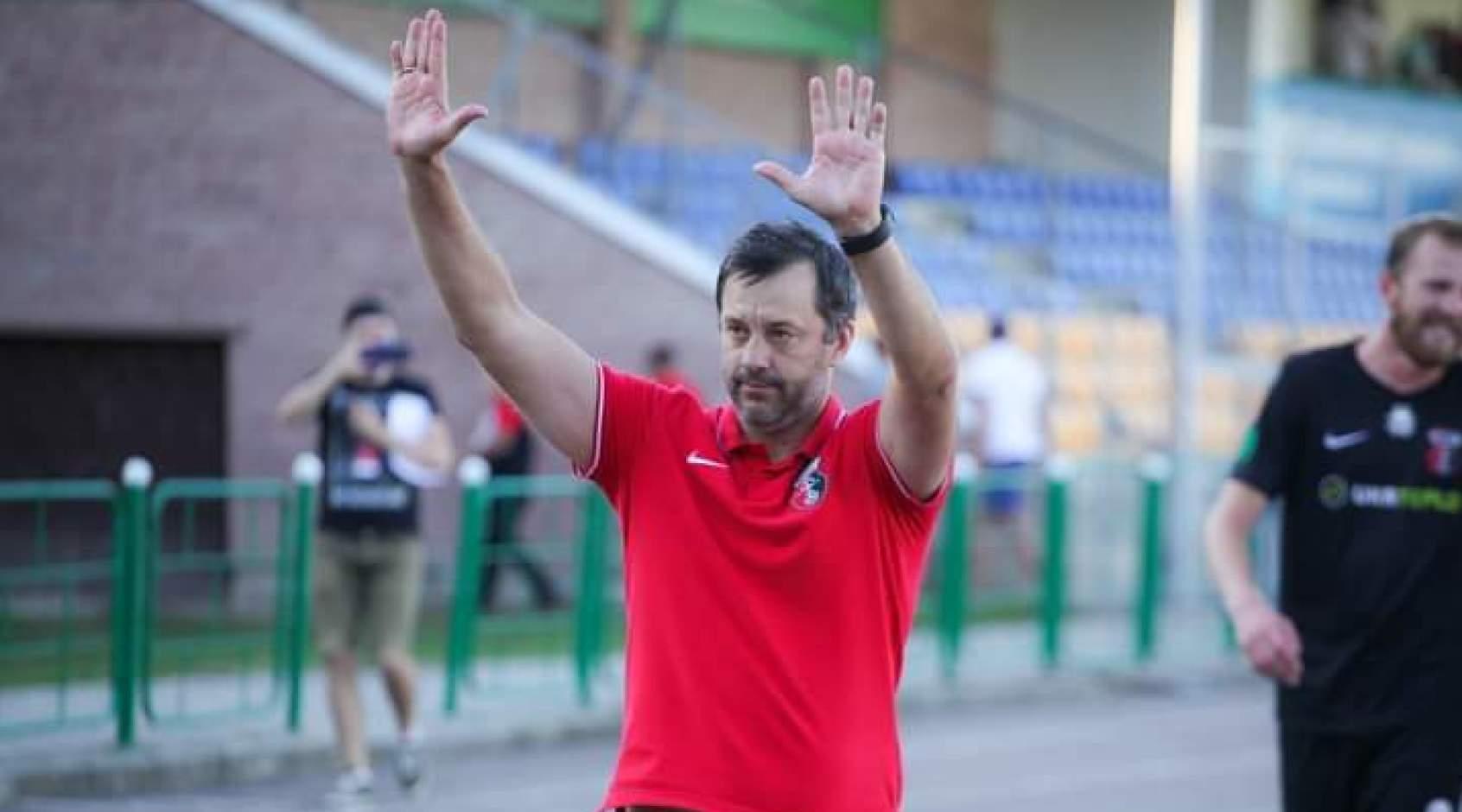 """Юрий Вирт: """"Все, мы завершили сезон, переиграли """"Мариуполь"""" - будет и банкет, и поздравления"""""""