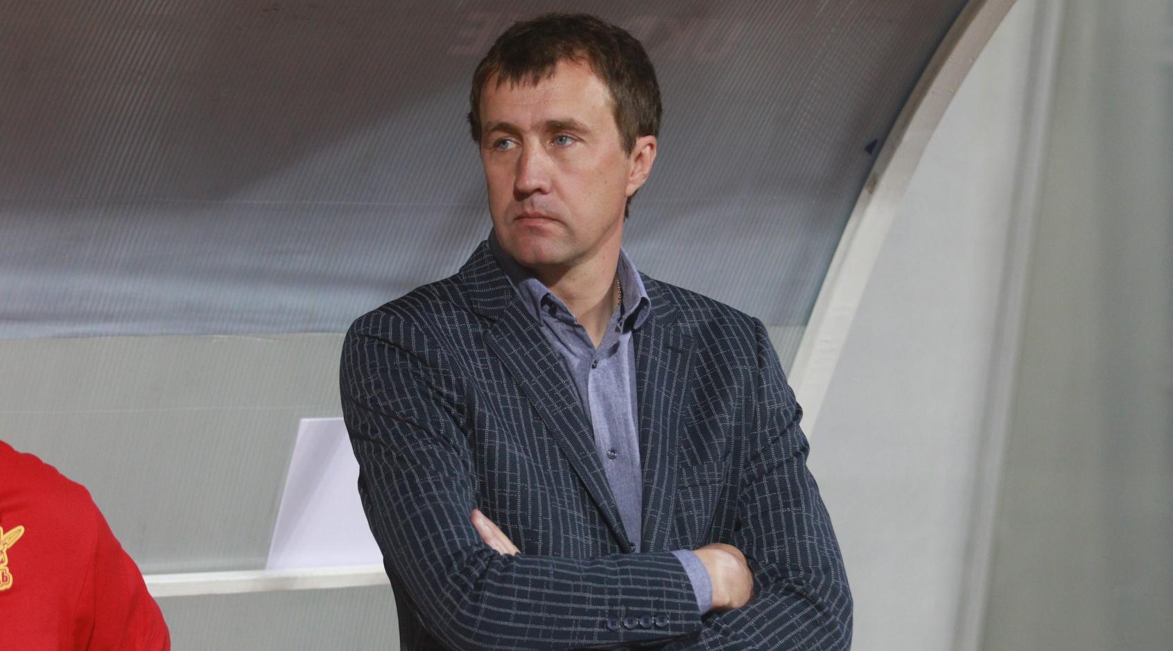 """Сергей Лавриненко: """"Мы только набираемся опыта, это только второй матч в УПЛ"""""""