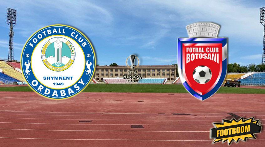 Ордабасы — Ботошани: прогноз, анонс и ставка на матч 27.08.2020 ᐉ FootBoom