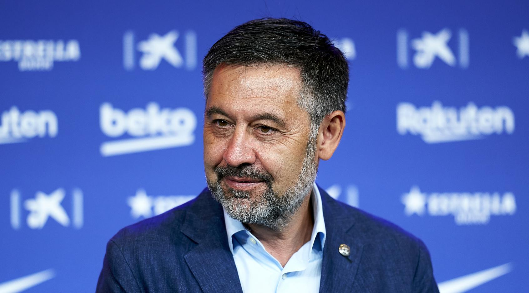 """Хосеп Мария Бартомеу: """"У меня и мыслей не было о том, чтобы подавать в отставку"""""""