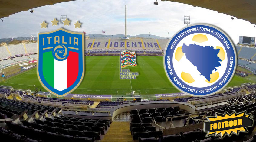 Италия - Босния и Герцеговина. Анонс и прогноз матча