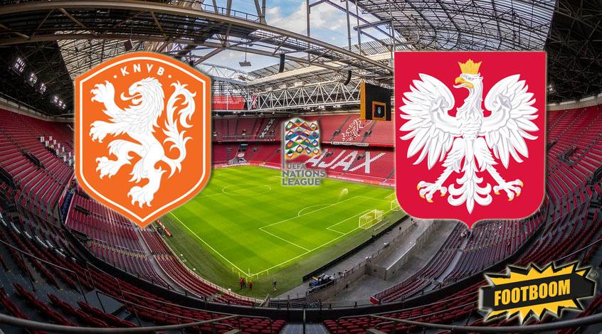 Нидерланды - Польша. Анонс и прогноз матча