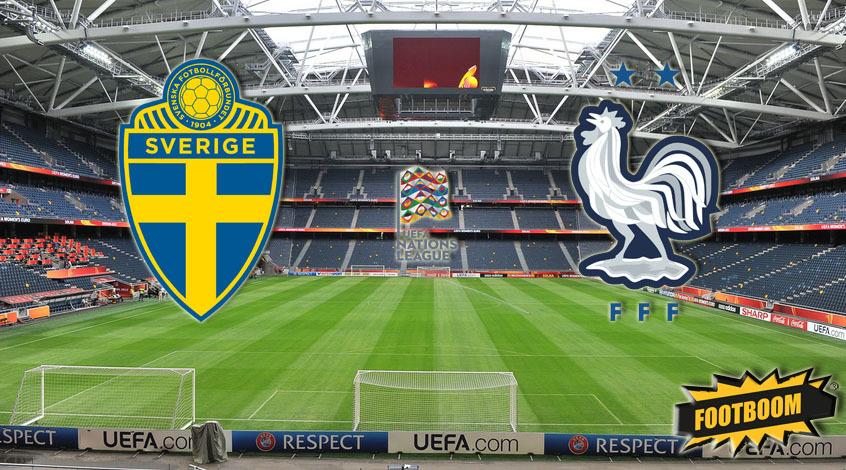 Швеция – Франция. Анонс и прогноз матча