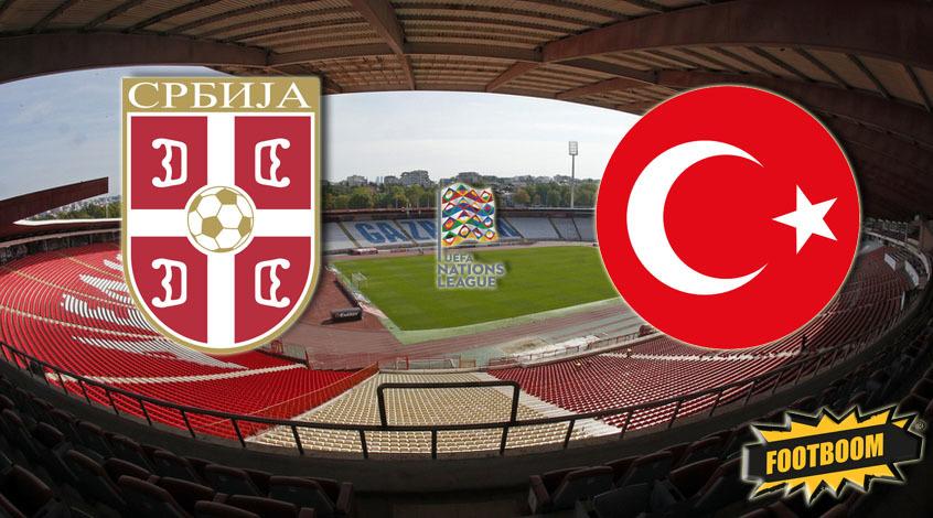 Сербия – Турция. Анонс и прогноз матча