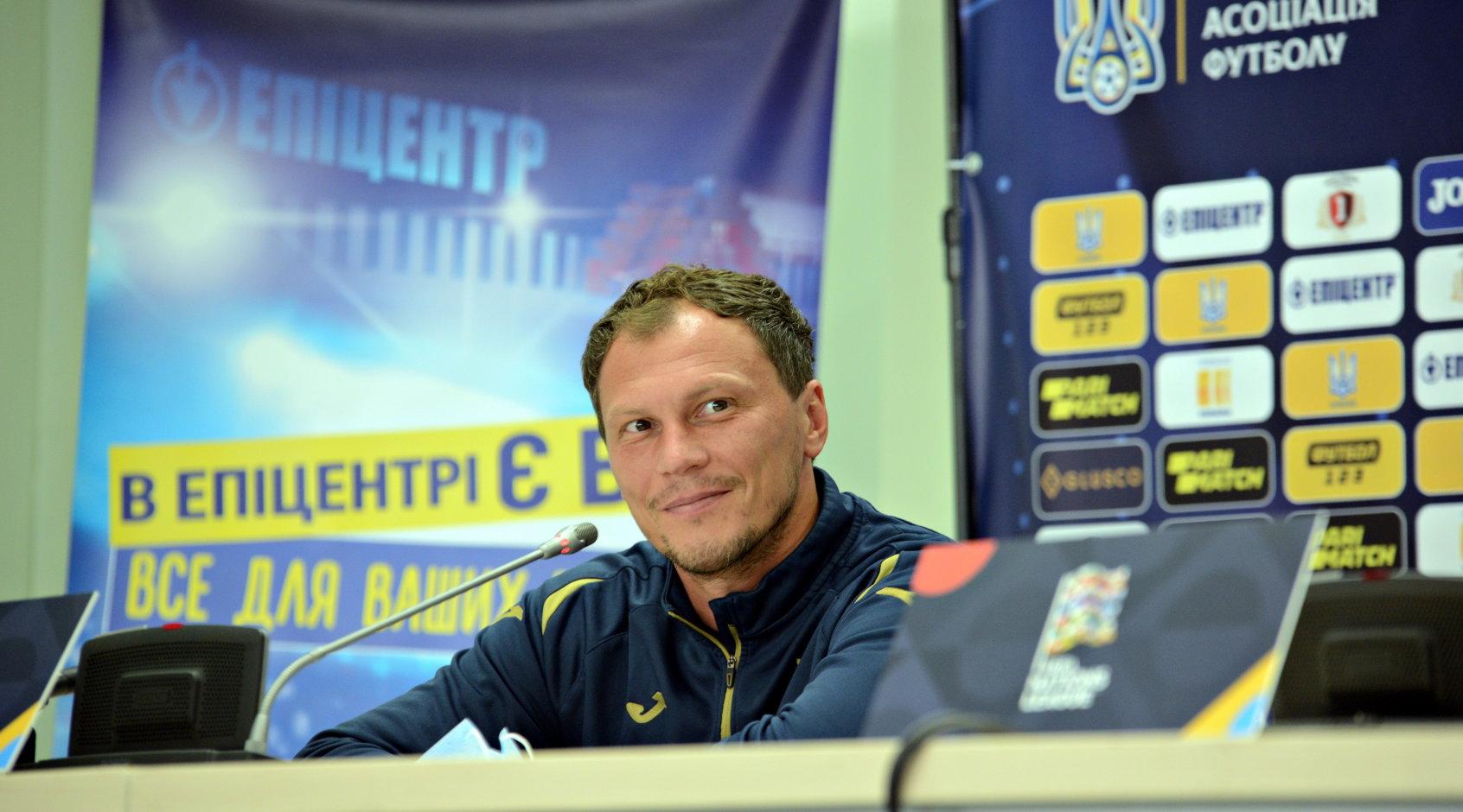 """Андрей Пятов: """"Я Бущану аплодирую стоя - он стал опорой для сборной"""""""