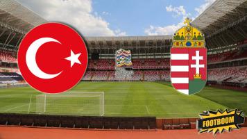 Лига Наций. Турция - Венгрия 0:1. Видеообзор матча