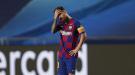 """""""Барселона"""" заплатит штраф за жест Месси в память о Диего Марадоне"""