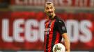 Златан Ибрагимович сдал положительный тест на коронавирус. Швед пропустит игру Лиги Европы