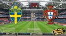 Лига Наций. Швеция - Португалия 0:2. Видеообзор матча