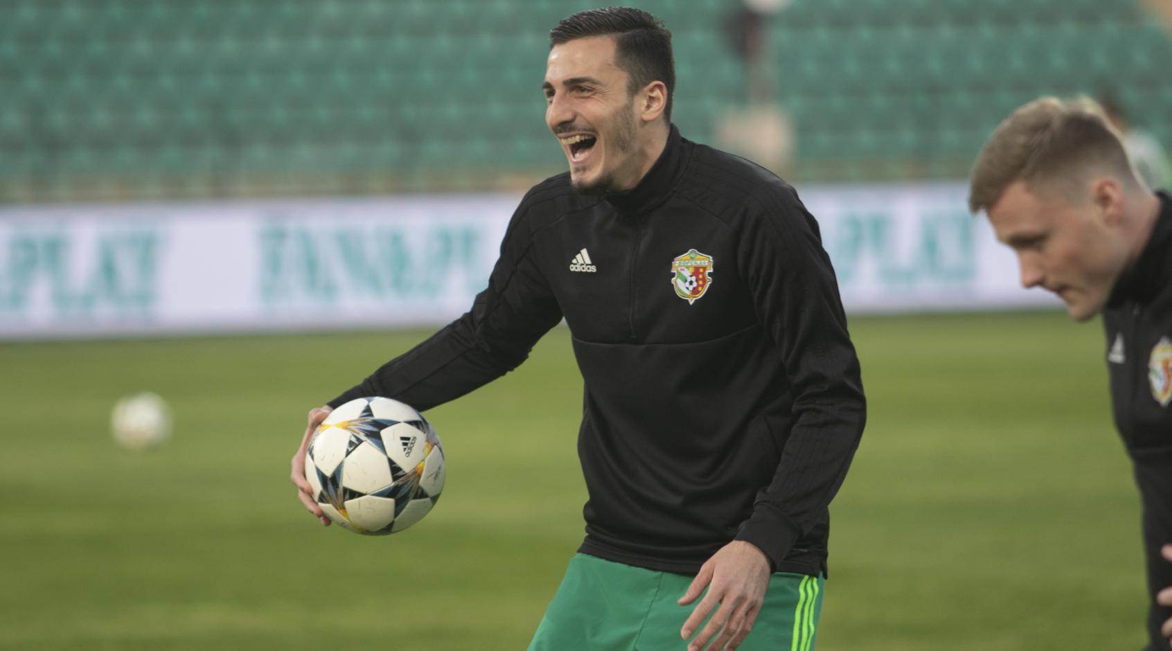 Андро Гиоргадзе вернулся в Грузию
