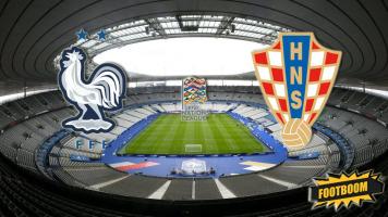Лига Наций. Франция - Хорватия 4:2. Видеообзор матча