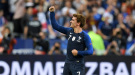 Антуан Гризманн по числу голов за сборную Франции сравнялся с Зиданом
