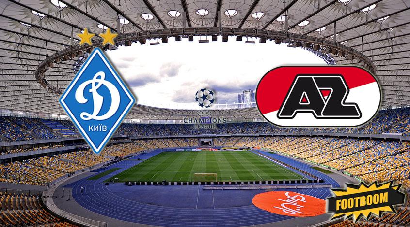 Динамо -  АЗ: где и когда смотреть матч онлайн