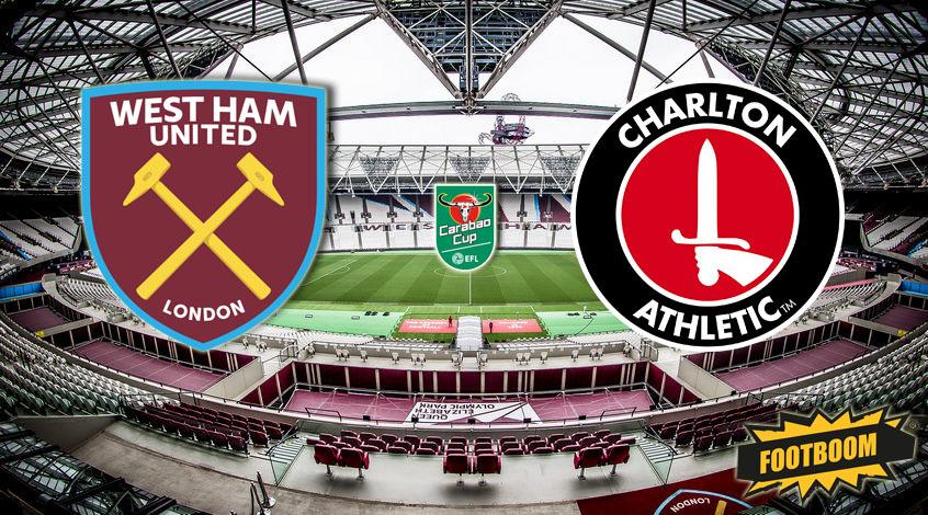 Вест Хэм -  Чарльтон: где и когда смотреть матч онлайн