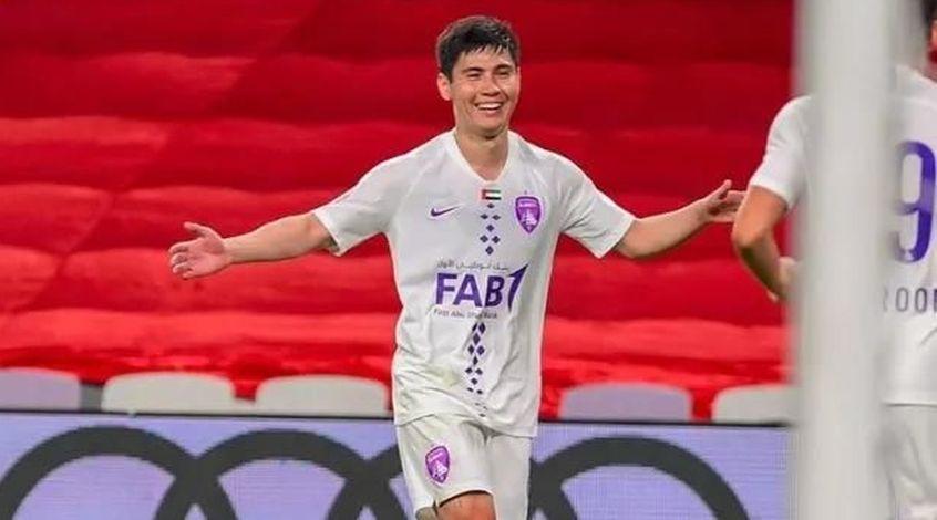 Бауыржан Исламхан забил чудо-гол в Лиге чемпионов АФК