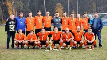 """""""Скіф"""" (Шульгинка): законодавець футбольної моди на Луганщині"""