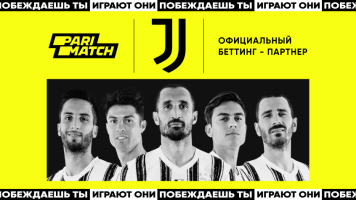 """Parimatch объявляет о партнерстве с """"Ювентусом"""""""