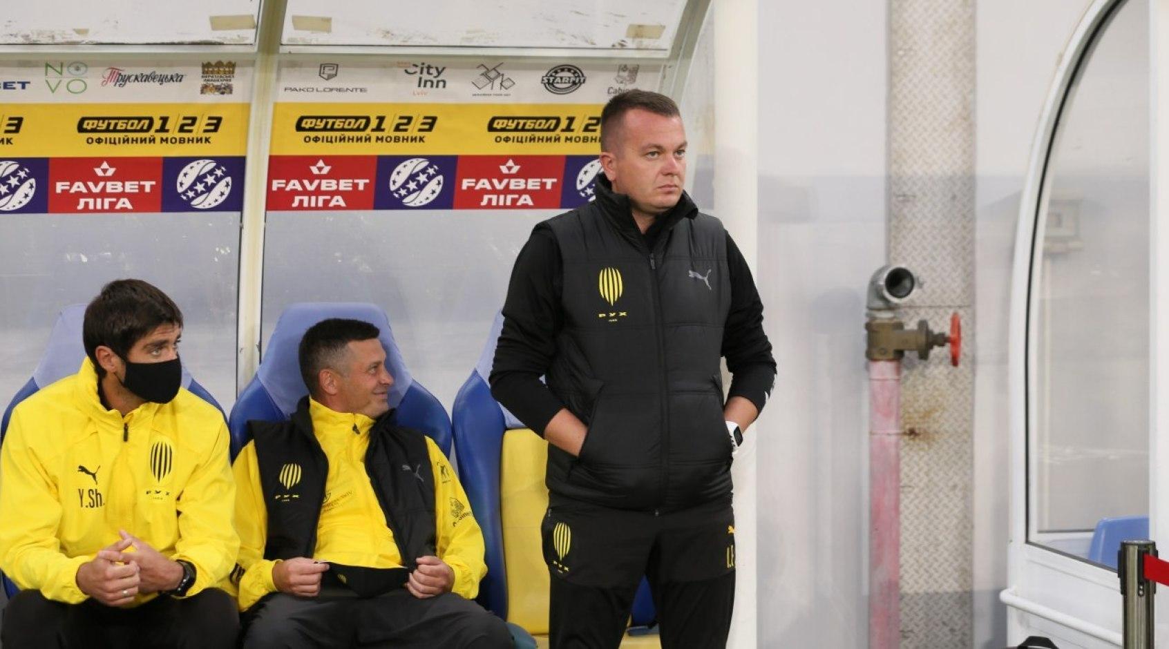 """Іван Федик: """"Помилка """"Руху"""" в тому, що ми пропустили два голи на початку гри"""""""