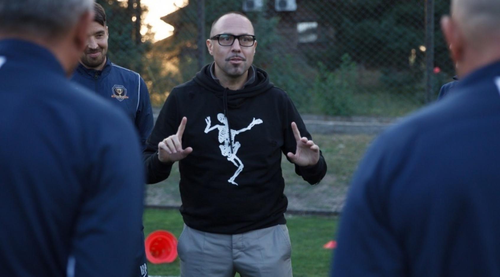 """Ігор Йовічевіч: """"Хочу, щоб команда грала у тотальний футбол і розуміла гру"""""""