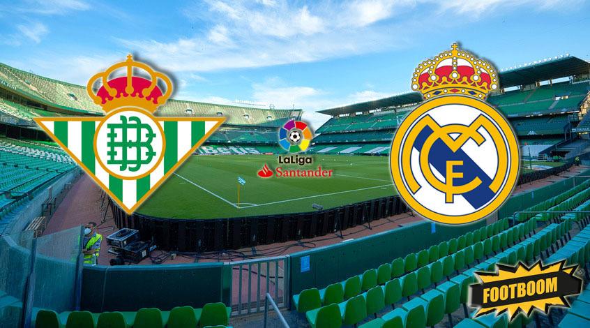 Бетис -  Реал: где и когда смотреть матч онлайн