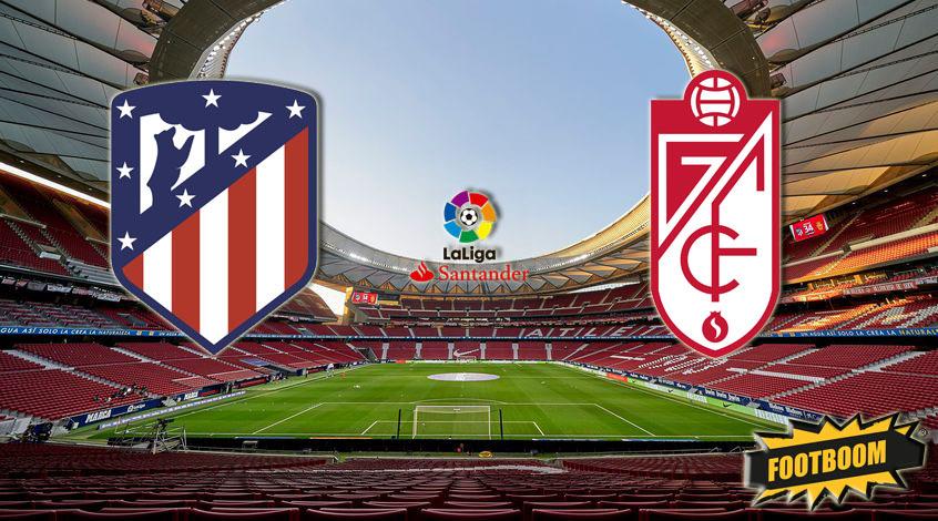 Атлетико -  Гранада: где и когда смотреть матч онлайн
